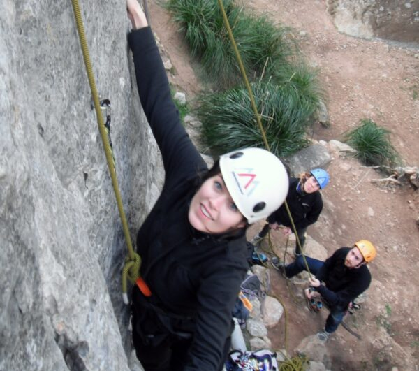 Climbing Cours